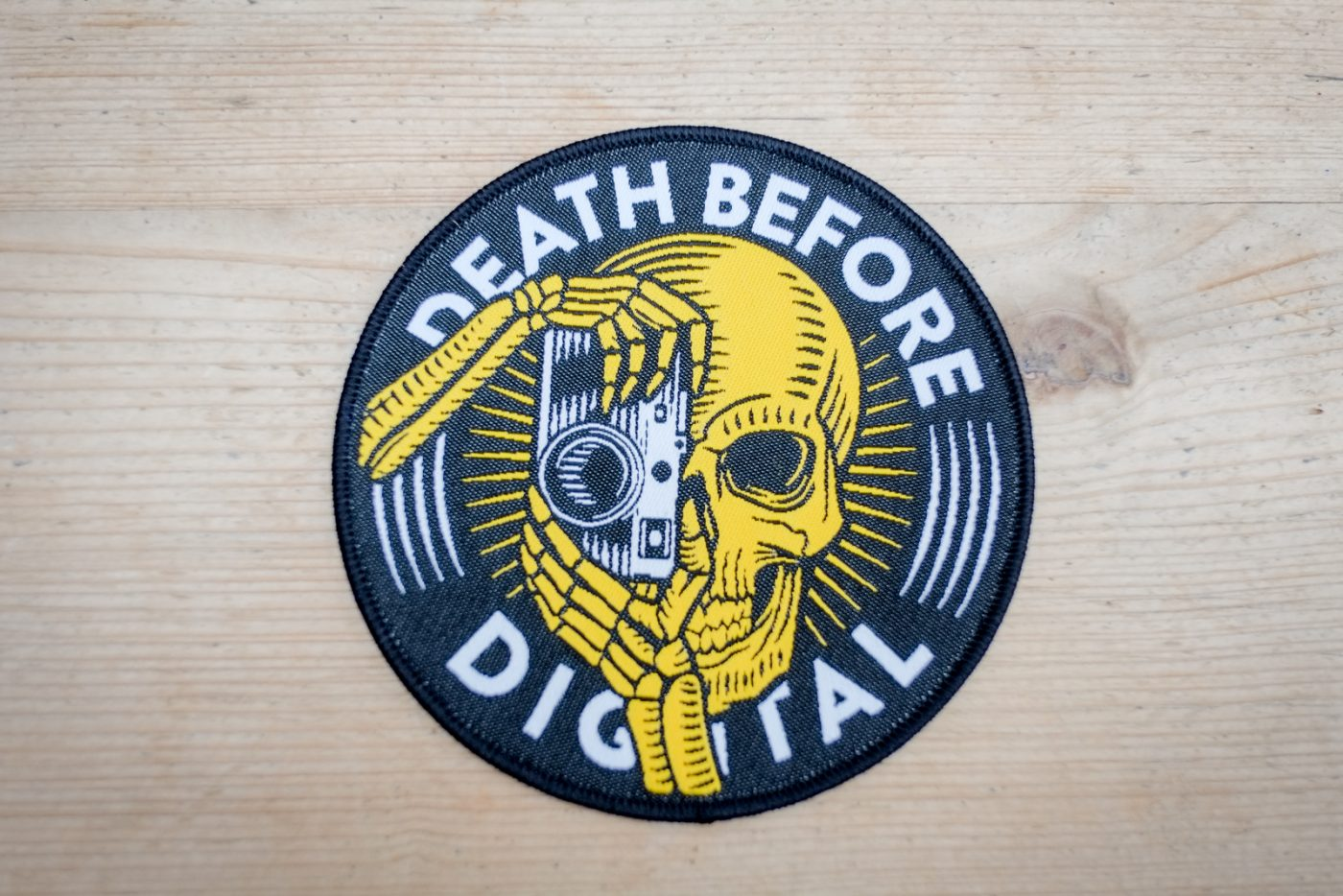 DEATH BEFORE DIGITAL-FILM PHOTOGRAPHY-PATCHES-8