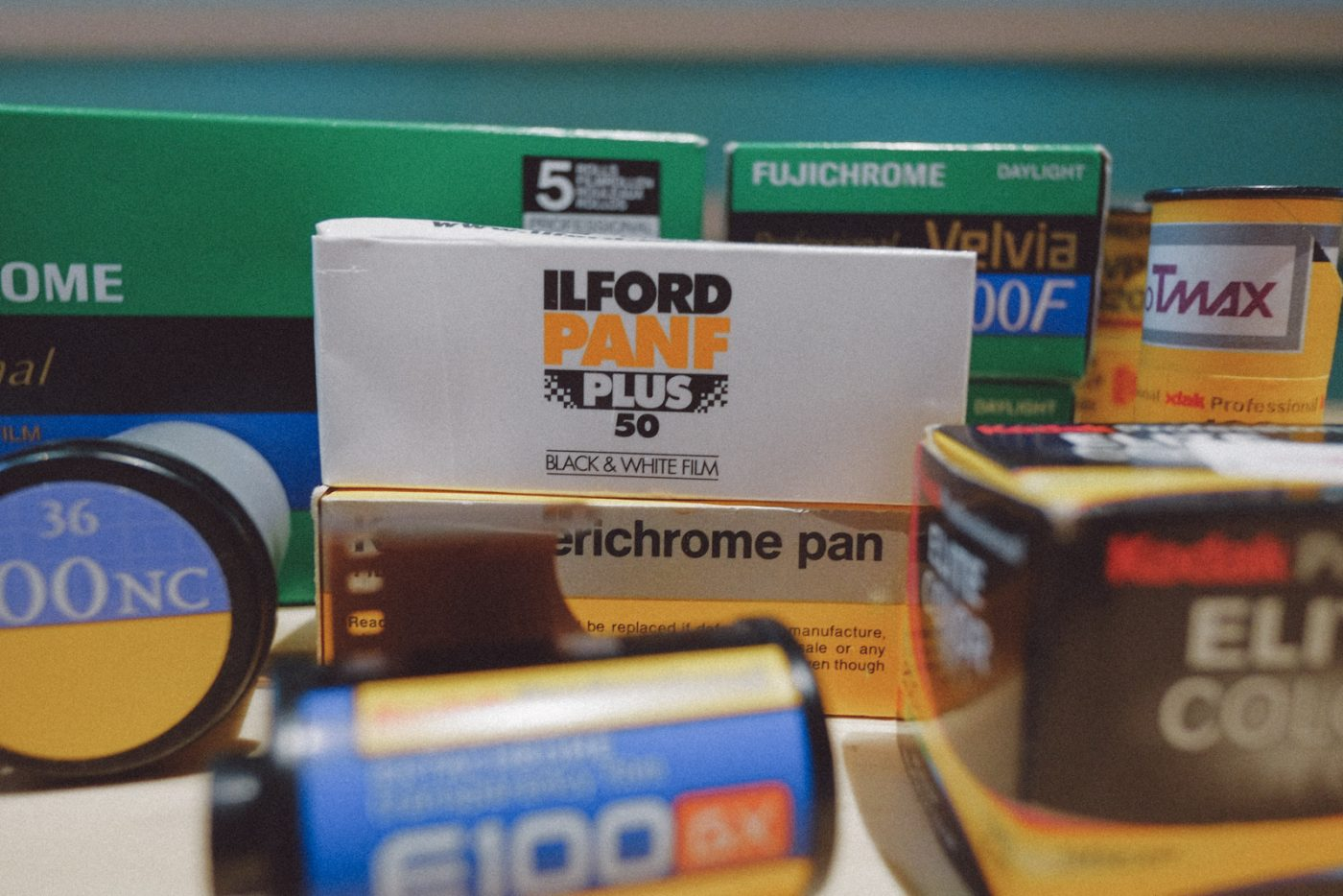 Buy expired 35mm film on Death Before Digital