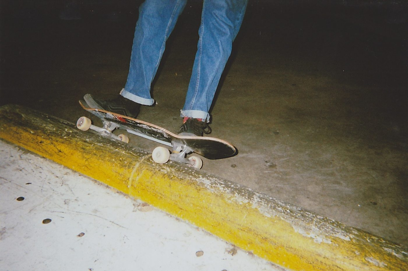 Rick den Ouden, skateboard film-photographer, featured on Death Before Digital